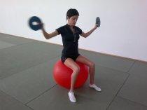 Anna Incerti esercizi pre-parto