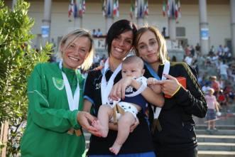 Anna Incerti, Rosaria Console, Deborah Toniolo