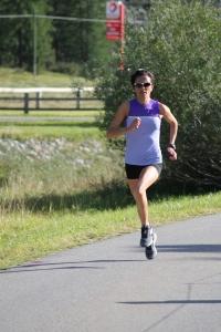 Anna Incerti test a Udine mezzamaratona
