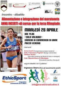 Convegno 28aprile Udine con Anna Incerti